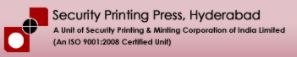 Security Printing Press Hyderabad Online Recruitment 2021