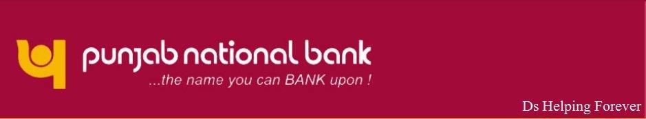 PNB Bank Sweeper Offline Form 2021