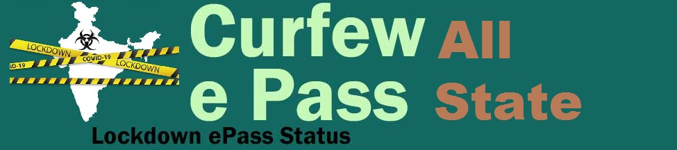 Lockdown E-Pass 2021 (State Wise)