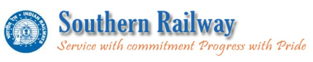 Southern Railway Apprentice Online Form 2021
