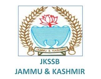 JKSSB Various Posts Recruitment 2021
