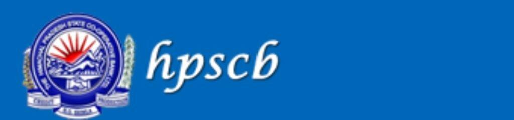 HPSCB Junior Clerk Steno Online Vacancy 2021