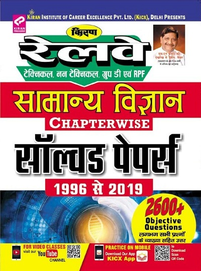 Railway General Science Solved Paper