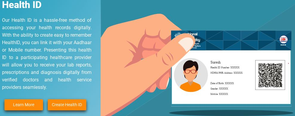 health card online apply full process